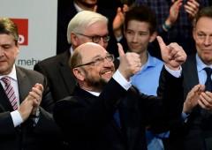 Elezioni Germania, Merkel rischia grosso: Schulz in testa nei sondaggi
