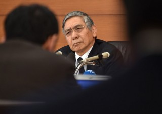 Bank of Japan manda in tilt yen e titoli di stato