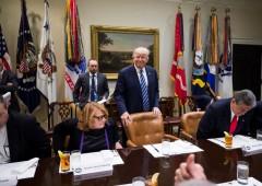 Usa, Trump: riforma fiscale imminente