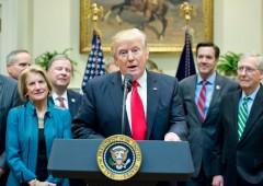 Trump, tagli draconiani mai visti ma deficit invariato