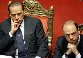 Politica: Berlusconi e Alfano di nuovo insieme