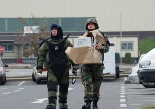 Dalla Grecia pacco bomba diretto a Schaeuble