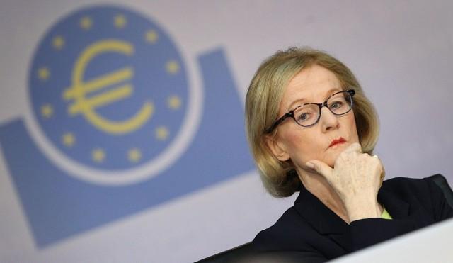 Daniele Nouy, presidente del Supervisory Board del Single Supervisory Mechanism, SSM, della Bce