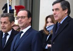 Francia, Fillon: Hollande dietro a macchina del fango sul mio conto
