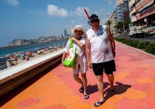Italia non è un paese per vecchi, pensionati in fuga
