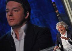 """Consip: scontro Grillo-Renzi. """"Matteo sei gaffe esistenziale"""". """"Beppe vergognati"""""""