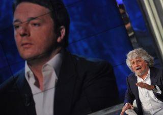 Consip: scontro Grillo-Renzi.