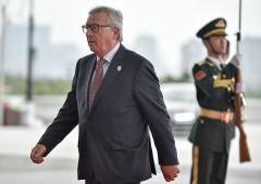 """Juncker a Trump: """"Con crac euro sarà la guerra"""""""