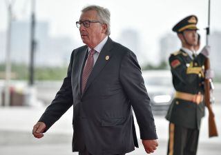 Juncker a Trump:
