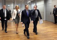 Draghi colomba a metà, Bce rischia sorpresa inflazione