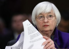 Fed: l'ultima volta di Yellen, addio con stretta monetaria