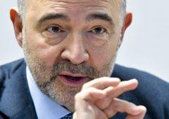 """Moscovici: """"Ue è forte e disturba, Usa e Russia vogliono dividerci"""""""