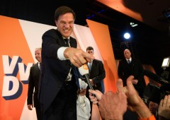 Sollievo per i mercati, in Olanda vince premier europeista