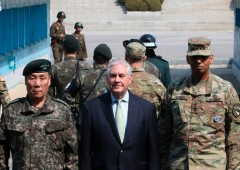 """Corea del Nord, Usa: """"opzione militare sul tavolo"""""""