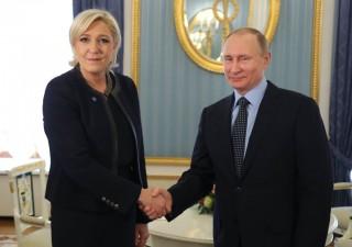 Le Pen vede Putin: polemica per milioni prestati dai russi