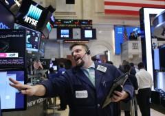 """""""Azionario Usa rischia correzione del 10%"""""""