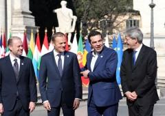 Vertice Roma: altro che collasso, Ue si sta rafforzando