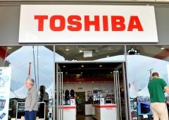 """Toshiba, perdite miliardarie: """"siamo a rischio fallimento"""""""