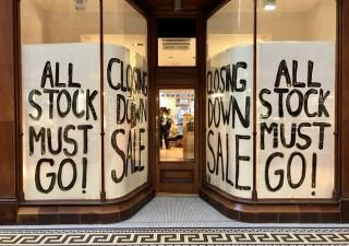 Dopo un 2017 horribilis, tsunami è pronto ad abbattersi sui retailer americani