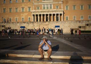 Riforma pensioni spingerà altri migliaia di greci in povertà