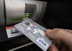 Via il pin per usare il bancomat basterà l'impronta digitale