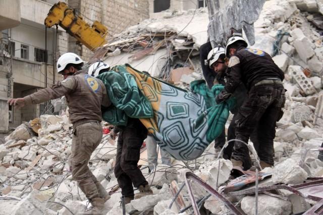 Siria, armi chimiche sui civili
