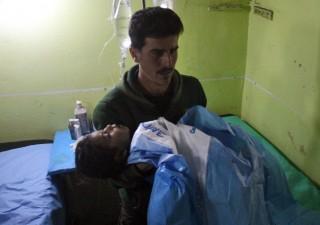Siria, gas tossici sui civili: Trump in rotta collisione con Putin