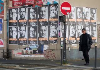 Elezioni Francia, 4 candidati chiusi in un fazzoletto