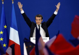 Francia: Macron