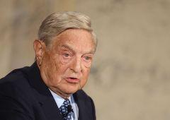 Soros pronto a investire in Italia