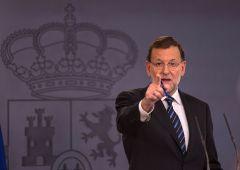 "Rajoy: governo Catalogna verrà sospeso ""a giorni"""