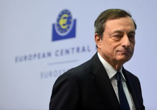 Eurozona, Draghi: