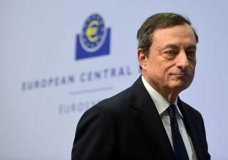 Bce, Qe da 20 miliardi: