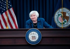 "Fed: Yellen si riscopre ""falco"", ignora frenata Pil"