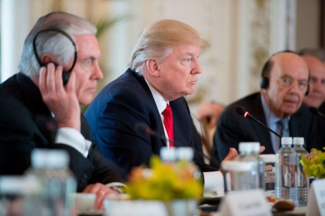Trump meeting di sicurezza con la Cina a Mar-a-Lago