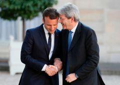 "Gentiloni incorona Macron: ""Dà speranza e fiducia a Ue"""