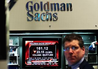 Goldman Sachs: 40% clienti investe in Bitcoin, metà stima prezzi a $ 100 mila