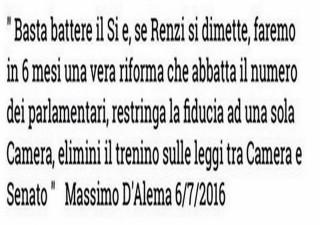 PAESE ITALIA: Promesse elettorali!
