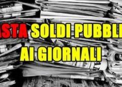 Finanziamento pubblico: il vulnus dell'editoria