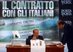 Politica in vetrina: Berlusconi, revival delle promesse