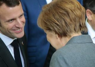 Merkel e Macron rilanciano l'asse franco-tedesco: