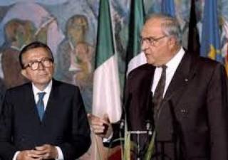 Addio a Helmut Kohl: il cancelliere della Germania unita