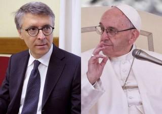 La corruzione: interviene pure Papa Francesco