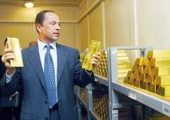 Rischi geopolitici ai massimi da Guerra Fredda, visto boom oro