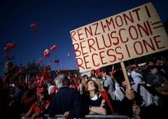 """Governo Renzi-Berlusconi creerà crisi """"come nel '68"""""""