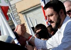 Salvini, presunti legami con Scopelliti e la 'ndragheta