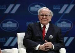 Warren Buffett: il portafoglio dell'azionario