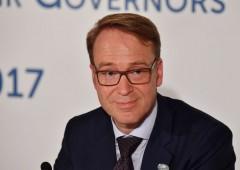 Weidmann alla Bce, Difesa all'Italia: ecco la nuova Ue