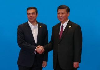 La Grecia nelle braccia del Dragone