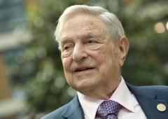 Bologna: laurea ad honorem a Soros per aver speculato 30mila miliardi ai danni dell'Italia